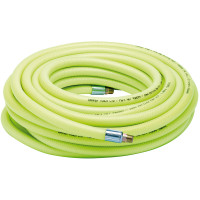 "Draper 15.2M 1/4""BSP 10mm Bore High-Vis Air Line Hose (23191)"