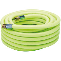 "Draper 15.2M 1/4""BSP 13mm Bore High-Vis Air Line Hose (23192)"