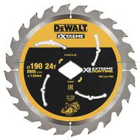 Dewalt DT40270 190mm x 24t Flexvolt Blade (DT40270)