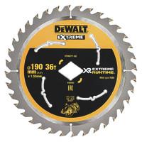 Dewalt DT40271 190mm x 36t Flexvolt Blade (DT40271)