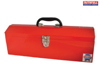 Faithful Metal Barn Toolbox + Tote Tray 48cm (19in)