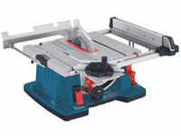 Bosch GTS10XC Compact Table Saw 110v