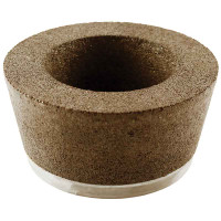Abracs 110mm x 55mm x M14 Stone Resin Bonded Cup Stone