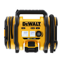 Dewalt DCC018N 18V XR Triple Source Inflator