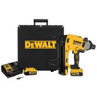 Dewalt DCN890P2 18V XR Brushless Concrete Nailer, 2 x 5.0Ah Batteries