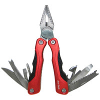 Am Tech  12-in-1 Folding Multi-Function Tool With Pouch