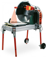 Battipav Expert 600 Stone Saw with Laser and Wheels (3 Phase) (9601)