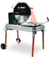 Battipav Expert 500S Stone Saw with Laser and Wheels (3 Phase) (9501)