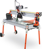 Battipav Dynamic 1200S Marble Bridge Saw with Wheels & Laser (701201)