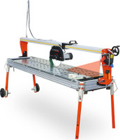 Battipav Supreme 200S Marble Bridge Saw with Wheels & Laser (82001)