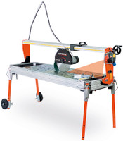 Battipav Supreme 150S Marble Bridge Saw with Wheels & Laser (81501)