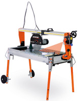 Battipav Supreme 100S Marble Bridge Saw with Wheels & Laser (81001)