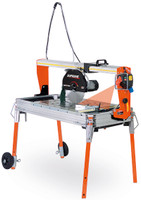 Battipav Supreme 85S Marble Bridge Saw with Wheels & Laser (80851)