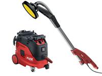 Flex GE 5 R+TB-L Giraffe® Sander 500W & VCE 33 M AC Vacuum Cleaner 110V