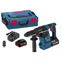 Bosch GBH18V-26 F Brushless SDS Hammer Drill + GDE18-16
