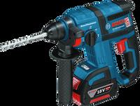 Bosch GBH 18 V-EC Brushless 18V SDS-Plus Hammer (2 x 5.0Ah)