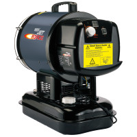 Draper Jet Force, Infrared Diesel/Kerosene Space Heater (60,000 BTU/17KW)