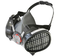 Scan Twin Half Mask Respirator & A1 Refills (SCAPPERESPA1)