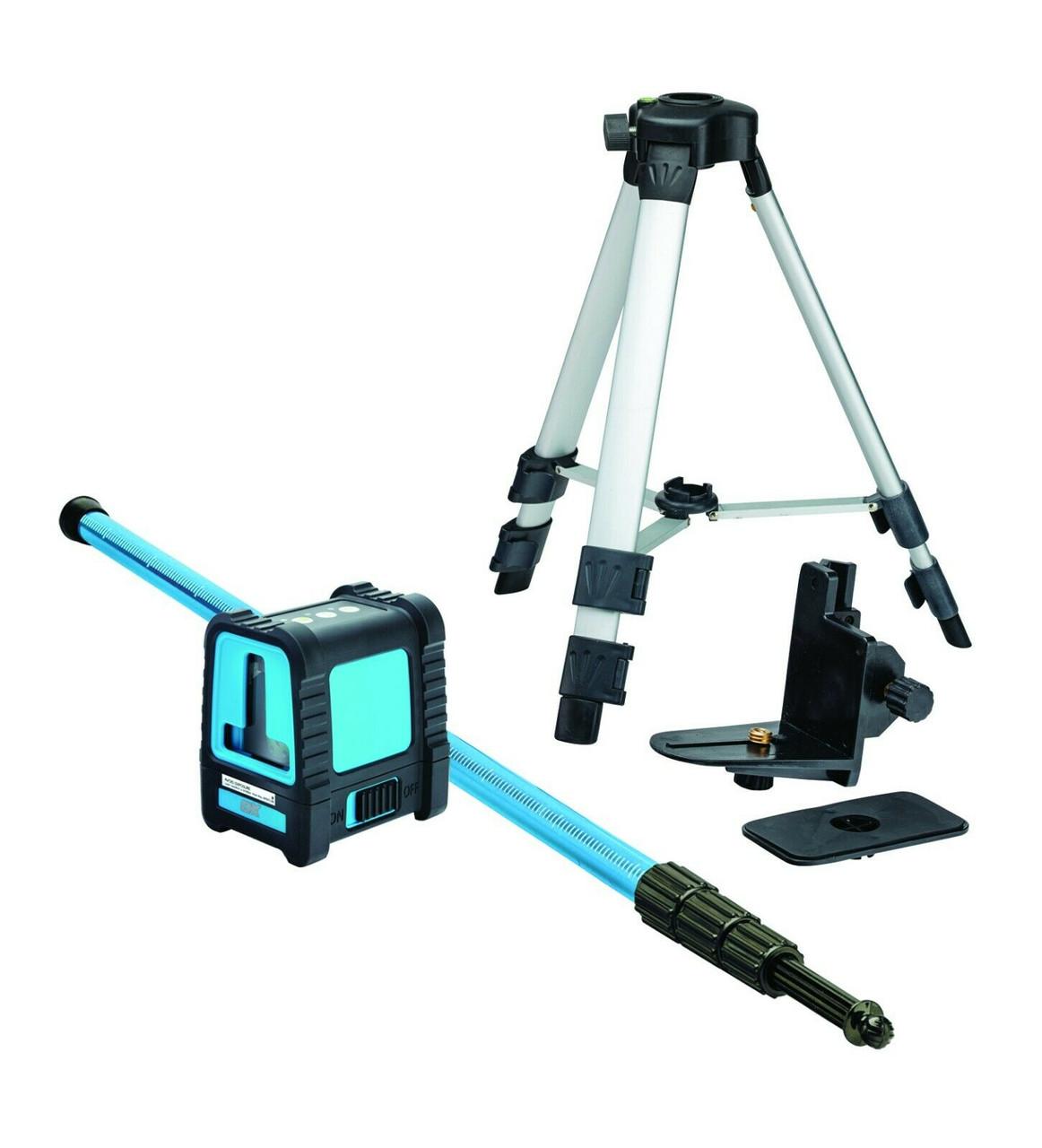OX Pro Heavy Duty Laser Set Level Set
