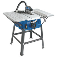 Scheppach HS100S 250mm Table Saw 2000w 230v