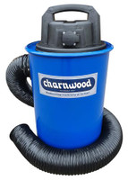 Charnwood DC50Auto 50L AutoStart High Filtration Dust Extractor