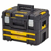 Dewalt T-Stak 2.0 IP54 Combo Box Kit (DWST83395-1)