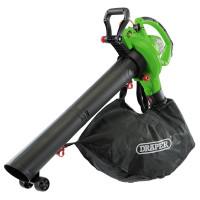 Draper 3200W Garden Vacuum/Blower/Mulcher (230V) (93165)