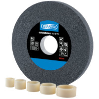 Draper 150 x 16mm Aluminium Oxide Grinding Wheel (60 Grit) (99565)
