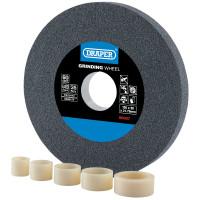Draper 150 x 20mm Aluminium Oxide Grinding Wheel (60 Grit)
