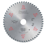 Freud F03FS06230 160 x 2.8 x 20 x 30T Bi-material Laminate/Aluminium Saw Blade