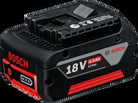 Bosch 18V 4Ah Battery (1600z00038)