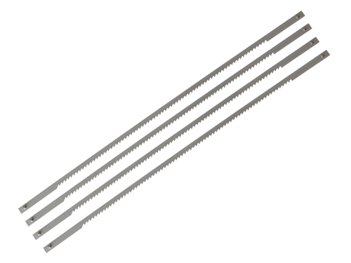 Stanley Coping Saw Blades 165mm (6.1/2in) 14 TPI (Card 4) (STA015061)