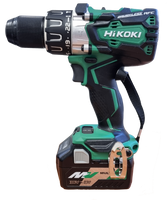Hikoki 18V Cordless Brushless Combi Drill