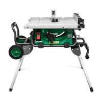 HiKoki 36V Cordless 254mm Table Saw with Stand (Body Only) (C3610DRJW4Z)
