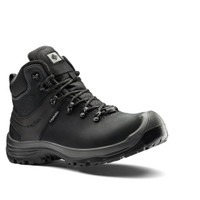 TO WORK FOR - HIKER BLACK | S3 | SRC FUSION Work Boot