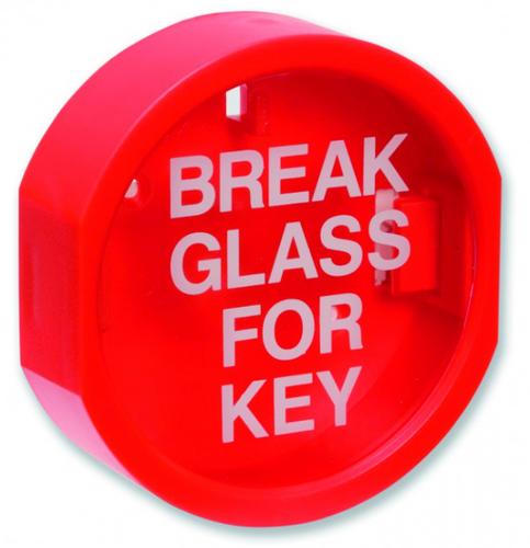 Break Glass Keybox