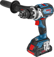 Bosch GSB 18V-110 C Cordless Combi Drill