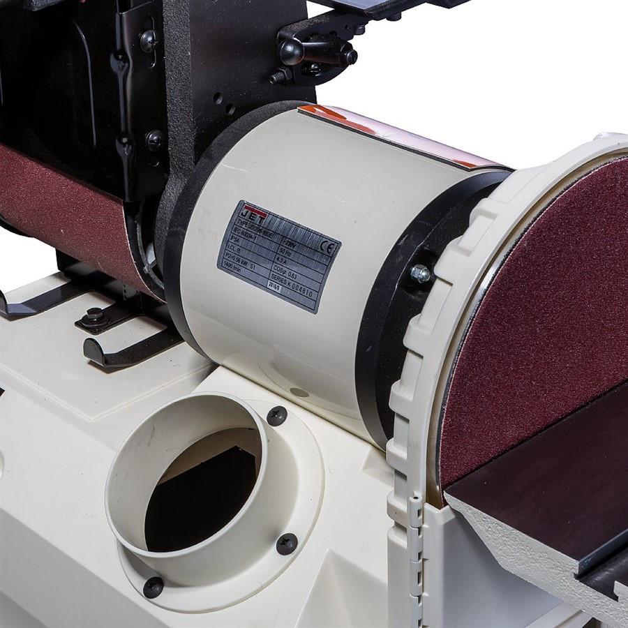 """Jet 6"""" x 10"""" Belt/Disc Sander (JSG-96)"""