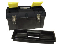 Stanley Metal Latch Toolbox 32cm (12.1/2in)
