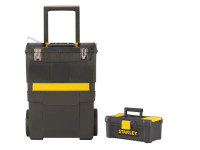 Stanley Rolling Work Centre with 31cm (12.5in) Essential Toolbox