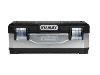Stanley Galvanised Metal Toolbox 58cm (23in)