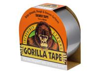 Gorilla Duct Tape 48mmx 11m (Silver) (GRGCLOTHSIL)