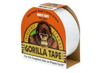 Gorilla Duct Tape 48mmx 10m (White) (GRGCLOTHWH)
