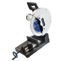 Evolution 355mm Steel Cutting Chop Saw & Blade