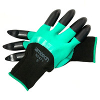 Am tech Garden Gloves with Claws (N2471)