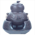 Japanese Chagama Tea Ceremony Cast Iron Pot