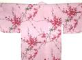 Japanese Women's Ume Yukata Robe