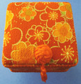 Square Skaura Jewelry Box #22630-1