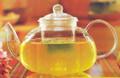 Glass Teapot w/ Filter 42oz