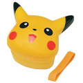 Pokemon Pikachu Shaped Bento Box Two Tiers